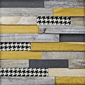 壁飾り/プラデック ウッド&ファブリック1/絵画 壁掛け 壁飾り インテリア 油絵 花 アートパネル ポスター 絵 額入り リビング 玄関|ayuwara