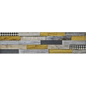 壁飾り/プラデック ロング(ウッド&ファブリック1)/絵画 壁掛け 壁飾り インテリア 油絵 花 アートパネル ポスター 絵 額入り リビング 玄関|ayuwara