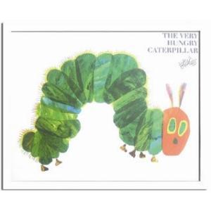 エリック・カール/Eric Carle はらぺこあおむし(A Very Hungry Caterpillar)|ayuwara
