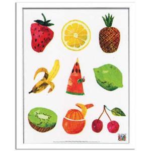 エリック カール/Eric Carle Caterpiller with Fruits(キャタピラー ウィズ フルーツ(はらぺこあおむし))|ayuwara