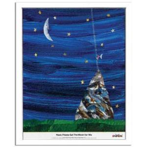エリック カール/Eric Carle PaPa,Please Get The Moon For Me(パパ、お月さまとって)|ayuwara