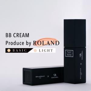 BBクリーム メンズ Rolandale × NULL (現代ホスト界の帝王ローランド 氏プロデュー...