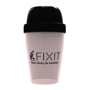 【追加用】プロテイン シェイカー 300ml ブラック 【単品購入不可】FIXIT対象商品と同時購入...