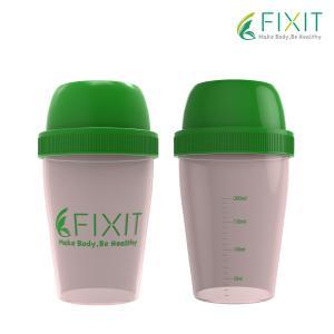 【追加用】プロテイン シェイカー 300ml グリーン 【単品購入不可】FIXIT対象商品と同時購入...