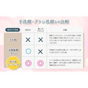 毛穴ソニック美顔器 サークルピーリングプロ HDS-30N 即納|az-shop|02