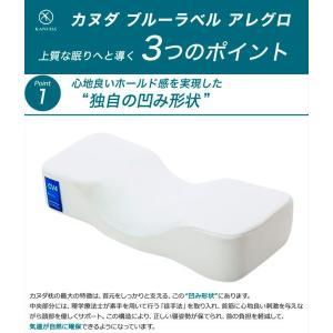 カヌダ ブルーラベル アレグロ枕 |az-shop|04