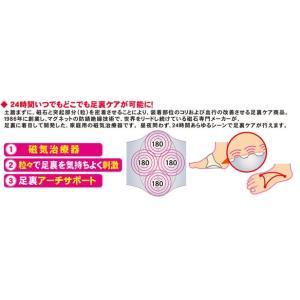マグファイン  家庭用永久磁石磁気治療器 日本製 男女兼用   |az-shop|03