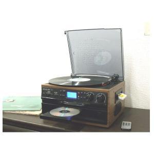 レコード/CD/ラジオ&カセット搭載 多機能プレーヤー RTC-29 ※発送まで5日〜7日お時間をいただきます|az-shop|02