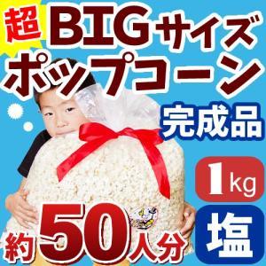 業務用 ポップコーン塩味 1kg 約50人分 azechi