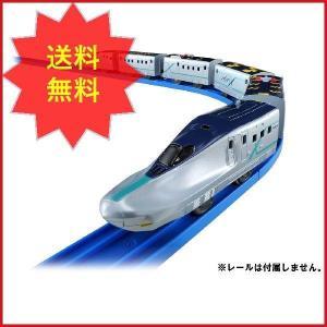 (送料無料)プラレール いっぱいつなごう 新幹線試験車両ALFA-X (アルファエックス)