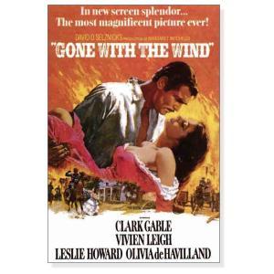 ポスター アート Gone with the Wind