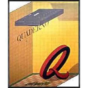 Quaderno(1993)(ミルトン グレーサー) 額装品 アルミ製ハイグレードフレーム aziz