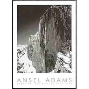 Monolith(アンセル アダムス) 額装品 アルミ製ハイグレードフレーム|aziz