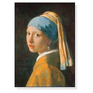ポスター アート 真珠の耳飾りの少女