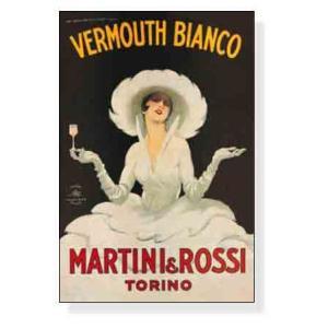 ポスター アート Vermouth Bianco