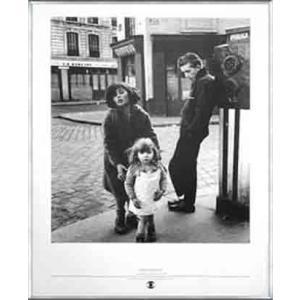 ポスター アート Les Enfants de La Place Hebert1957年(ロベール ...