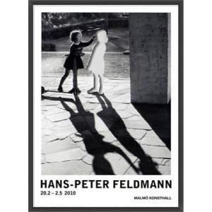 Untitled(ハンス ピーター フェルドマン) 額装品 ウッドベーシックフレーム|aziz