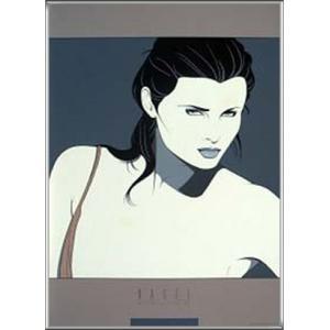 Commemorative #14(パトリック ナーゲル) 額装品 アルミ製ハイグレードフレーム|aziz