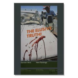 The Elusive Truth Suicide Bomber 2005年 サイン入り|aziz