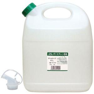 AZ ポリ容器 角 No.19 4L|azoil