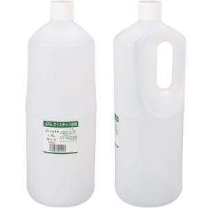 AZ ポリエチレン ボトル 丸 手付 1.8L|azoil