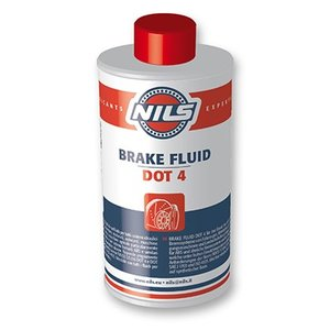 NILS ブレーキフルード BRAKE FLUID DOT4 250ml|azoil