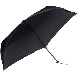 [ムーンバット] フロータス 【FLO (A) TUS】 超撥水スリム軽量折りたたみ傘 (手開き) UV 31-007-20021-02 ブラック 日本 親骨55? (FREE サイズ)の商品画像|ナビ