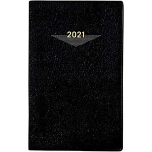 高橋 手帳 2021年 ウィークリー ビジネス手帳 5 黒 No.51 (2020年 12月始まり)|azsys