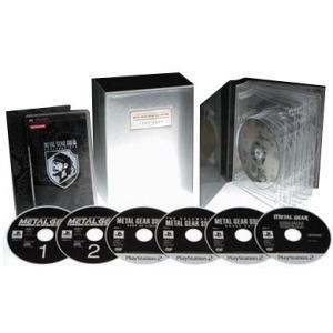 メタルギア 20th アニバーサリー メタルギア ソリッド コレクション|azsys