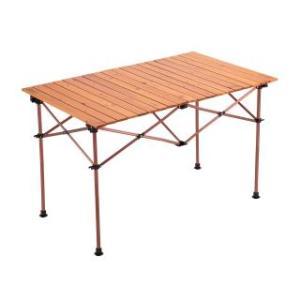 コールマン テーブル ナチュラルウッドロールテーブル ヴィンテージ/110 2000026802|azsys