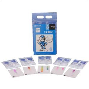 柴田科学 簡易水質検査キット シンプルパック 水のチェック隊シリーズ 水道水 080520-461|azsys