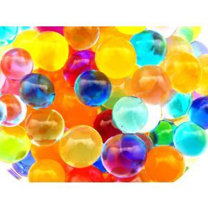 水でふくらむ!ぷよぷよボール!ジェリーボール【約100g】|azsys