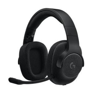 ゲーミングヘッドセット PS4 ロジクール G433BK 高音質 有線 サラウンド 7.1ch PC Nintendo Switch Xbox One|azsys