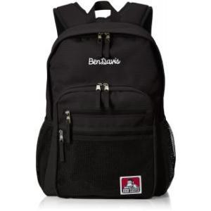 [ベンデイビス] リュックサック XLサイズ メッシュポケット 通勤通学に最適です BDW-9200 ブラック azsys