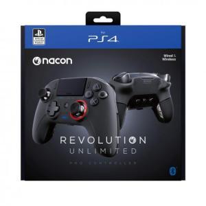 NACON Controller EsportsレボリューションアンリミテッドプロV3 PS4プレイステーション4 / PC(ワイヤレス/有線)|azsys