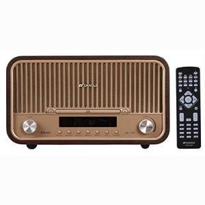 サンスイ Bluetooth対応CDステレオシステムSANSUI Hi-Fiオーディオ SMS-820BT azsys