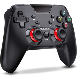 スイッチ コントローラー 無線 DinoFire コントローラー Nintendo Switch に適用 プロコントローラ 振動/ 連射機能/ ジャイロセンサー|azsys