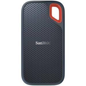SanDisk PortableSSD 1TB 【PS4 メーカー動作確認済】 USB3.1 Gen2 最大転送550MB/秒 SDSSDE60-1T00-GH25 3年保証 エコパッケージ|azsys