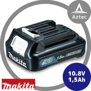 マキタ|10.8V/1.5Ahリチウムイオンバッテリ  BL1015 A-59841|aztec