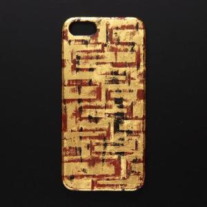iPhone5/5sケース 純金鍵型|azula-kyoto