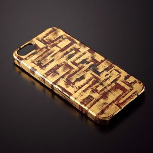 iPhone5/5sケース 純金鍵型|azula-kyoto|02
