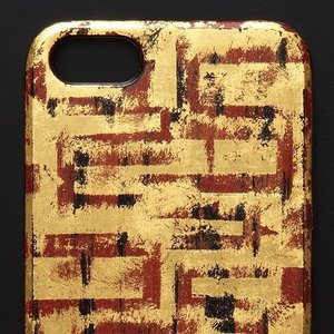 iPhone5/5sケース 純金鍵型|azula-kyoto|03