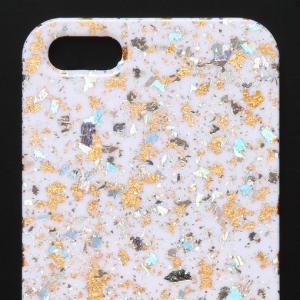 iPhone5/5sケース エトワール/オレンジ W azula-kyoto 03