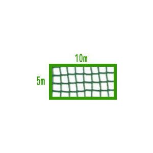36本ゴルフネット 5m×10m (グリーン)|azuma-net
