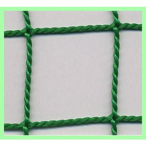 44本 【フレームなし】 (グリーン) トスバッティングスペアネット 2m×2m