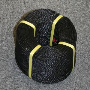 ポリロープ3ミリ(ブラック)  200m巻|azuma-net