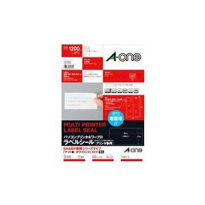 28180 パソコンプリンタ&ワープロラベル A4 12面 (100シート) エーワン|azumaya