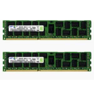 16GBセット(8GBX2)PC3L■Samsung■サーバー 用 メモリ/■16GB■2X8GB■1.35V■DDR3 2RX4 PC3L-12800R 1600MHz 240-Pin ECC REG Registered CL9|azumayuuki