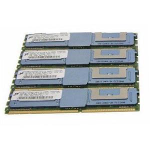 4GB×4枚 (計16GB標準セット) Micron PC2-5300F FB-DIMM DDR2 667MHz 240 pins ECC Registered Full Buffered【新品/バルク】|azumayuuki