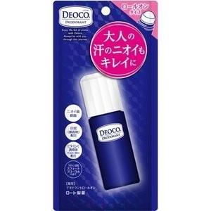 デオコ  薬用デオドラント  ロールオンタイプ (30mL)